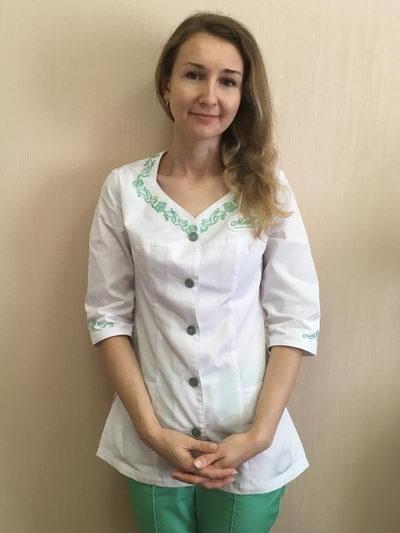 Леся Яковлева